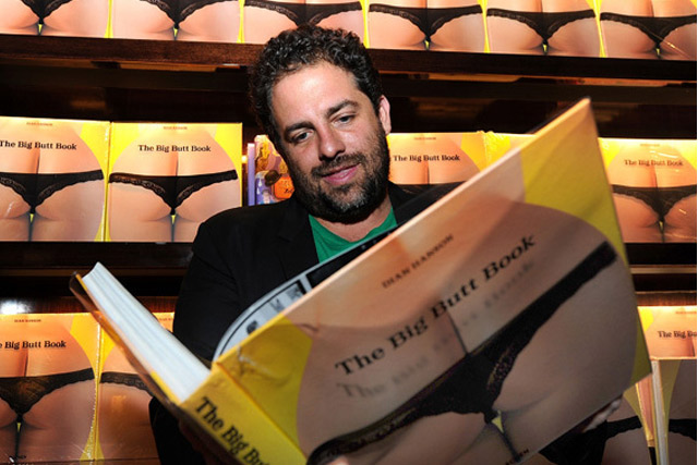 Brett Ratner reads from the book that shaped his entire philosophy of film direction. Who knew he could read?!?!